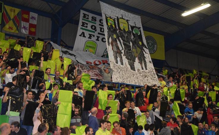 El Deporcyl Guardo cae derrotado ante el Xota en octavos de final de la Copa del Rey (2-4)