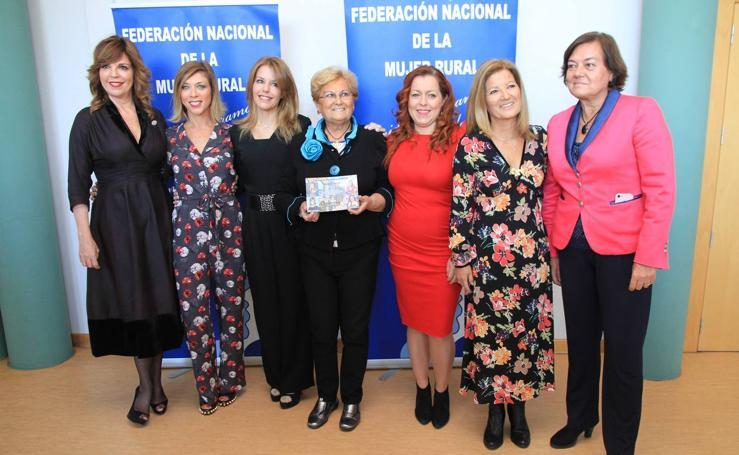 La Federación de la Mujer Rural entrega en Segovia los Premios Nacionales Mujer 2017