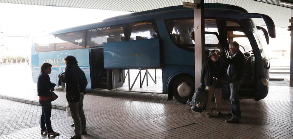 El nuevo servicio de autobuses de la Diputación entre el norte y la capital arranca el lunes