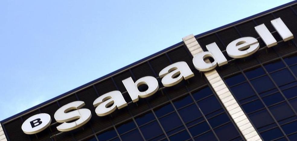 Banco Sabadell ganó 653,8 millones hasta septiembre, un 1,1% más