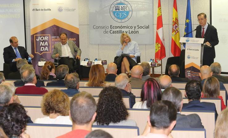 Jornada del CES sobre la sostenibilidad del sistema de pensiones en España