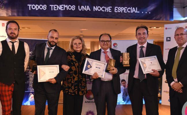 Gullón recibe el premio a la innovación de Aneda