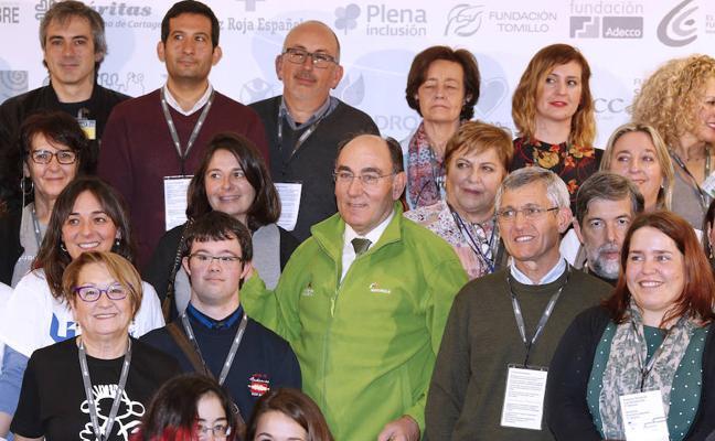 Tres entidades de la región, beneficiadas por las ayudas sociales de Iberdrola