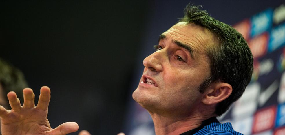 «¿Una Liga sin el Barça? Eso no ha sucedido, no hablemos de supuestos»