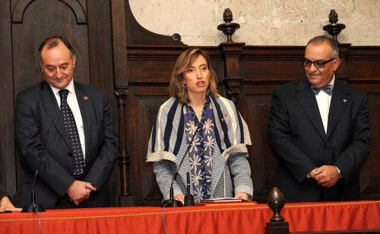 Laura Palacio, nueva vicerrectora de Profesorado