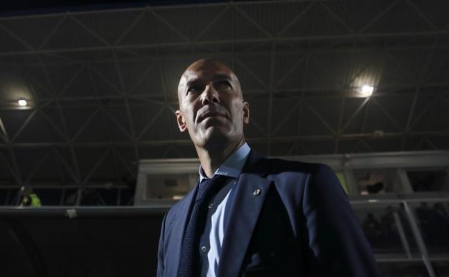 Zidane: «Podemos estar contentos con el trabajo de todos»