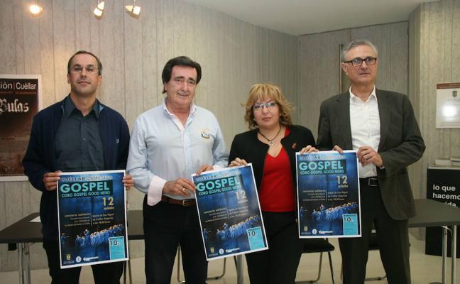 Cuéllar brindará una despedida musical a 'Reconciliare' con el coro Good News