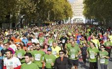 Entregados todos los dorsales de la Marcha contra el Cáncer con 45.000 inscritos