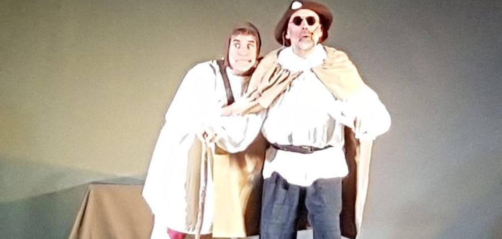 Frómista estrena el teatro del Camino de Liébana