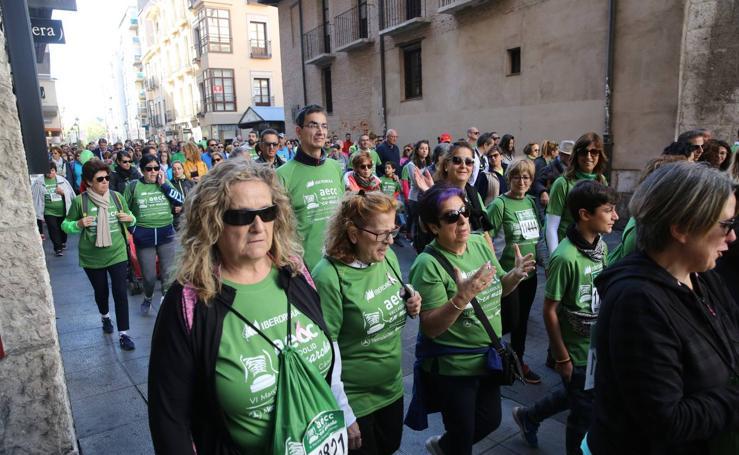VI Marcha Valladolid Contra el Cáncer (10/12)