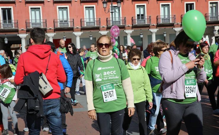 VI Marcha Valladolid Contra el Cáncer (11/12)
