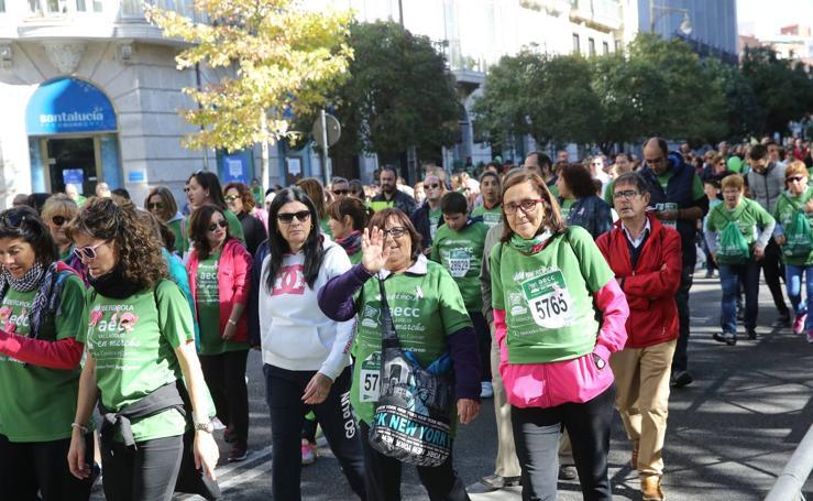 VI Marcha Valladolid Contra el Cáncer (12/12)