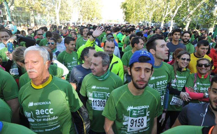 VI Marcha Valladolid Contra el Cáncer (2/12)