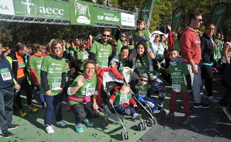 VI Marcha Valladolid Contra el Cáncer (3/12)