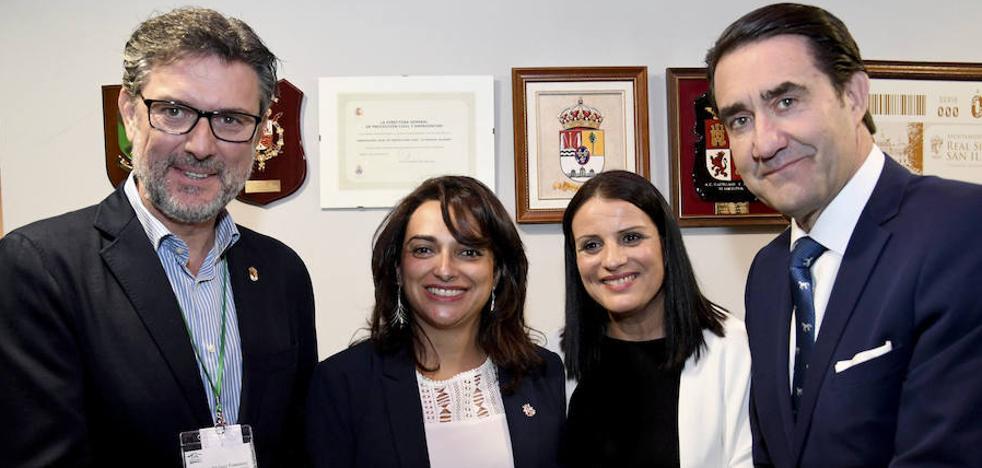Suárez-Quiñones anuncia una mayor inversión en el Parque de Guadarrama en 2018