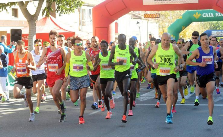 Media Maratón de Tordesillas (1/2)