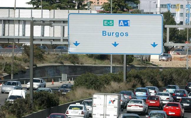 Detienen a un conductor con permiso de conducir falso y exceso de alcohol en Burgos
