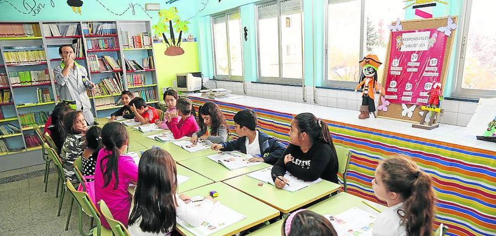 El colegio Pan y Guindas de Palencia crece en armonía