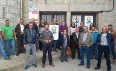 Ganaderos de El Barco de Ávila se encierran para protestar por los positivos en saneamiento