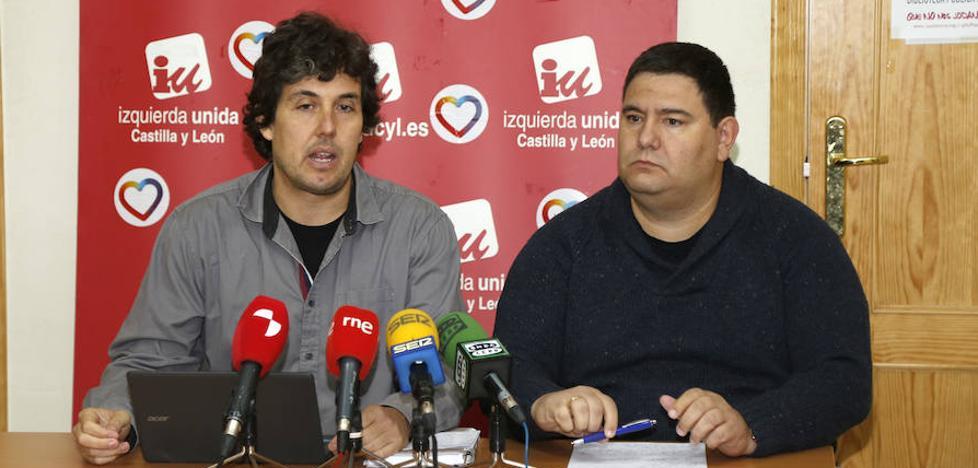 Ganemos pide que la Diputación de Palencia no gestione las ayudas de la Junta para colegios
