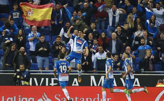 Gerard Moreno noquea al Betis