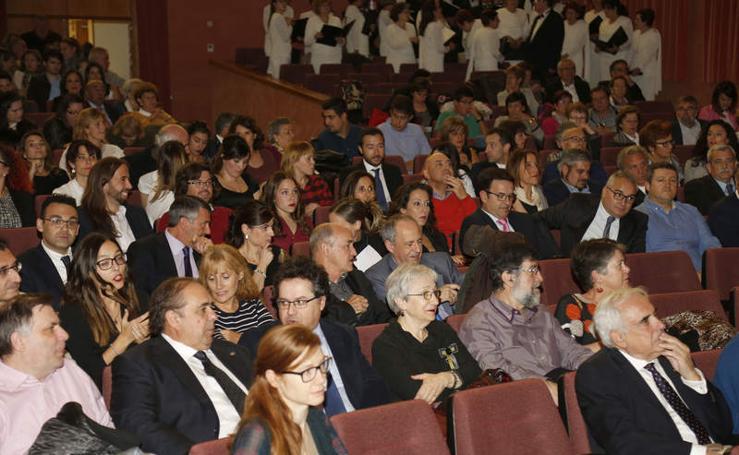 Inauguración del curso de la UNED en Palencia