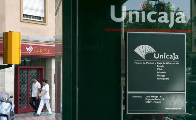 Unicaja Banco gana 136 millones hasta septiembre, el 30,3% menos