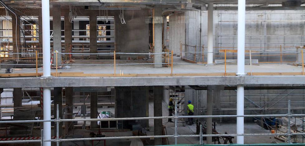 La ampliación del campus de Segovia concluirá en ocho meses