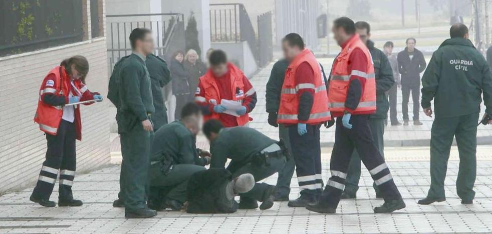 El atracador fallecido hoy en Cangas de Onís fue detenido en Valladolid hace seis años