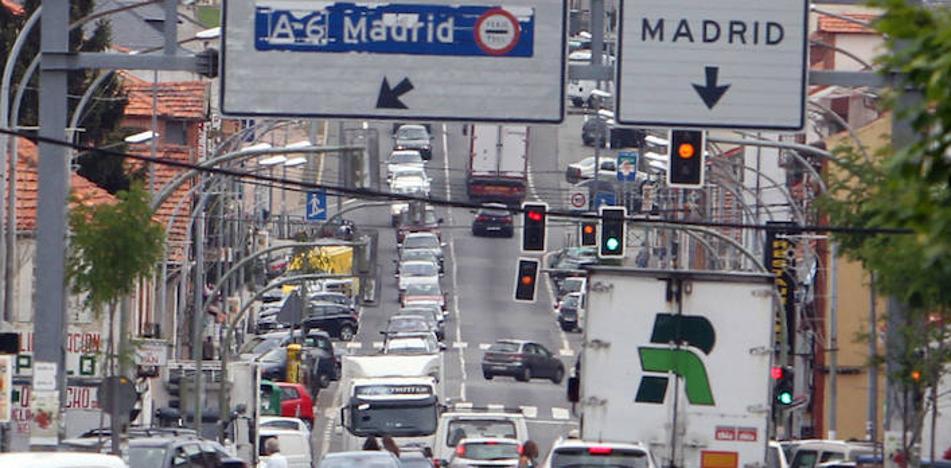 La Junta espera un acuerdo inminente para desviar el tráfico pesado por la AP-6