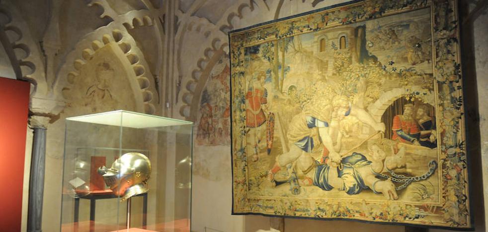 El emperador Carlos regresa a Tordesillas