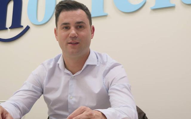 Javier Alfonso Cendón: «Cuando hay fanatismos en el PSOE es cuando vienen las dificultades»