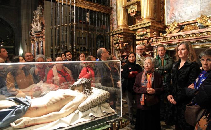 'Tiempo de Ánimas' en la Catedral de Segovia
