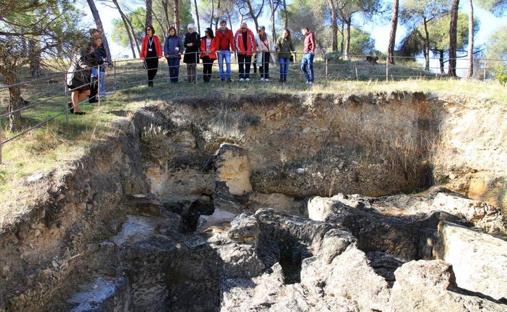 Visita al cementerio judío de Segovia