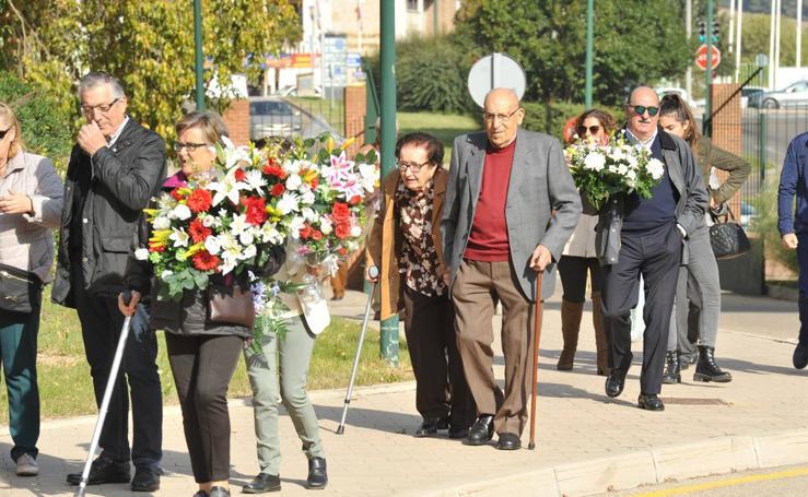 Día de Todos los Santos en el cementerio de El Carmen de Valladolid