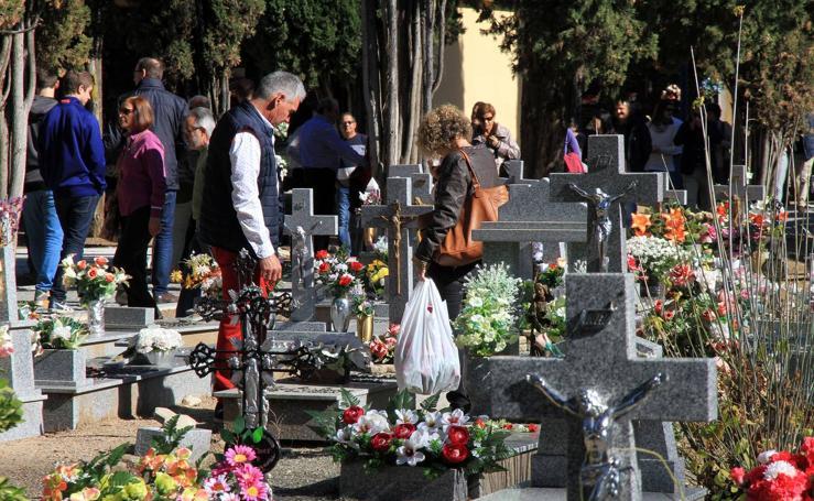 Día de Todos los Santos en Segovia