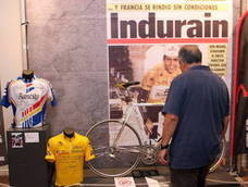 16.000 segovianos rememoran las maravillas del deporte español