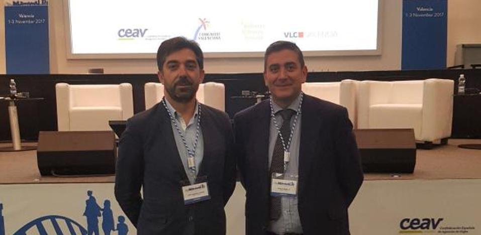 Agencias de viajes vallisoletanas gestionan un acuerdo de promoción con las de Sevilla