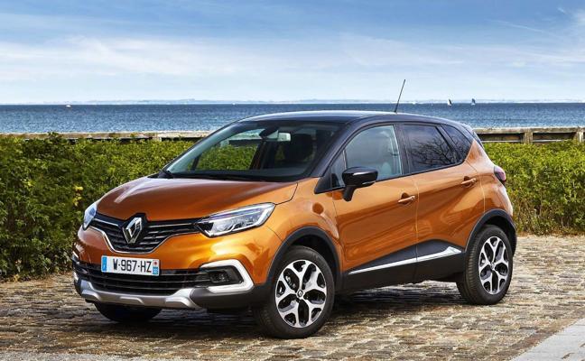 Renault, líder de ventas en octubre
