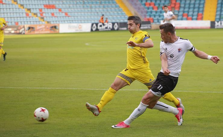 CF Salmantino 1- 1 Bupolsa de Burgos