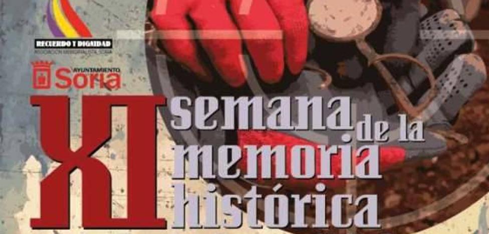 Comienza la undécima Semana de la Memoria Histórica y de los Derechos Humanos Giulia Tamayo