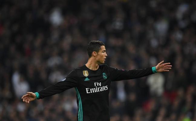 Cristiano Ronaldo: «No pasa nada; es una mala racha»