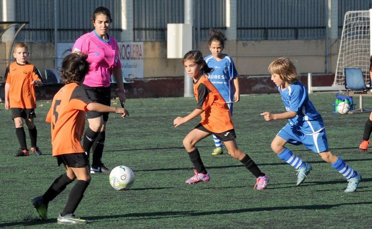 Deporte Base del 28 y 29 de octubre. Valladolid