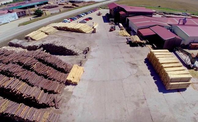 El sector de la madera en la provincia se va recuperando después de diez años de decadencia