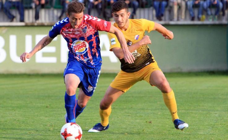 Empate de la Gimnástica Segoviana ante la Ponferradina (0-0)