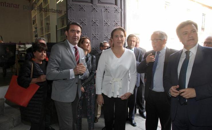 Presentación del Plan de Infraestructuras Turísticas de Espacios Naturales en Segovia