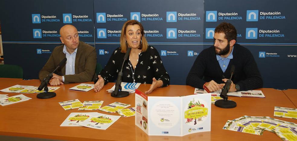 Alimentos de Palencia ofrecerá degustaciones de tapas en Valladolid