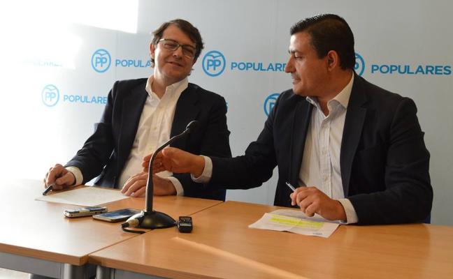 Mañueco se compromete con la radioterapia pero no garantiza el Plan Industrial 'Ávila 2020'