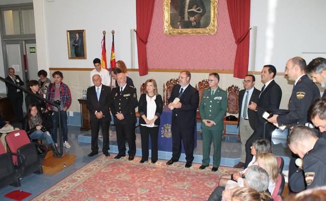 Más de 19.000 horas de vigilancia en los centros educativos de Castilla y León