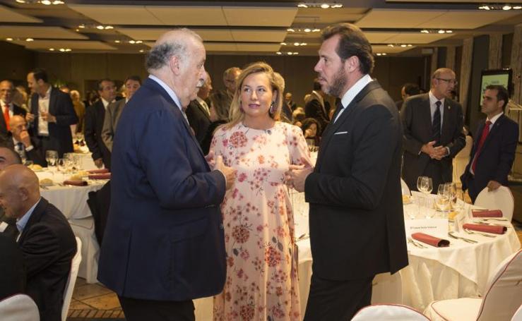 Gala de entrega de Premios del Banco de Alimentos en Valladolid